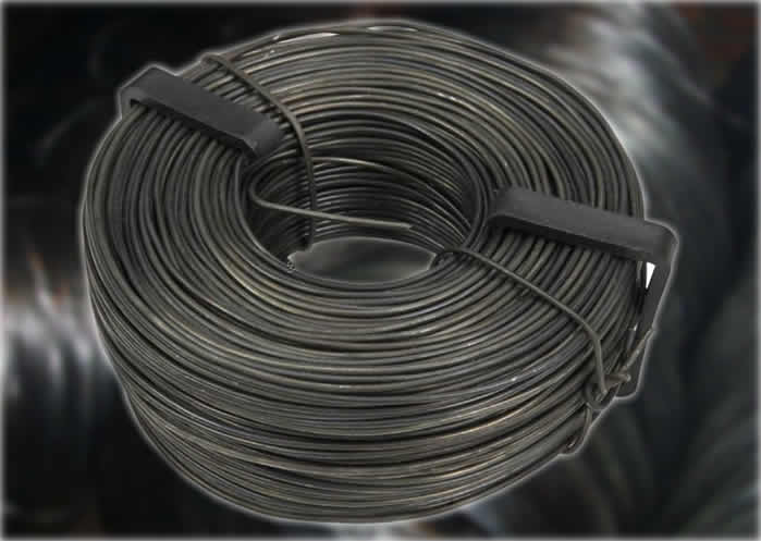Black Annealed Wire : Construction binding wire black annealed tie